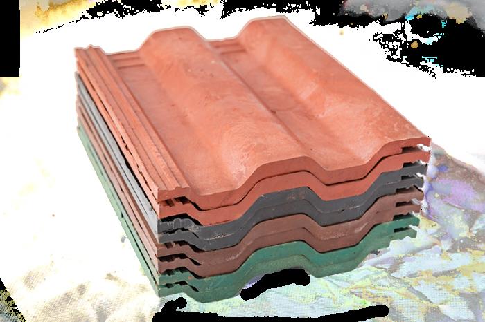Double Roman Tile